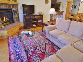 Corner Condo - 180 Degree Views with Creek and Wraparound Deck - Steamboat Springs vacation rentals
