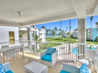 Exotic Oceanview 3 Bedroom Apartment T-E301 - Bavaro vacation rentals