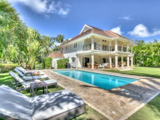 One-of-a-kind golf front/view villa with an evergreen landscape - Punta Cana vacation rentals