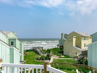 Poolside Condo in Port A's Lost Colony Resort – Steps from Beach, Large Deck - Port Aransas vacation rentals