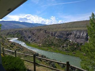 Majestic views atop gorgeous Shoshone River Canyon! - Cody vacation rentals