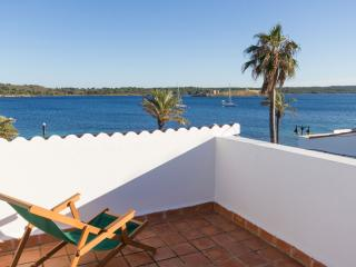 Perfect apartment with amazing sea views - Fornells vacation rentals