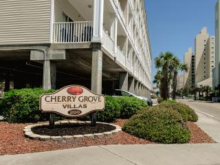 Cherry Grove Villas - 210 (5 BR) - North Myrtle Beach vacation rentals