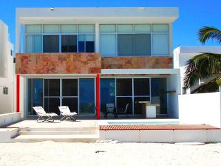 Perfect House with A/C and Television - Telchac Puerto vacation rentals
