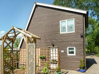 THE STUDIO detached, views, WiFi, private patio, good touring area, in Dunblane Ref 935286 - Dunblane vacation rentals