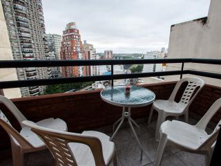 22 Beautiful view & Great location! A/C Wi-Fi LCD - Buenos Aires vacation rentals