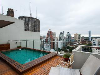 2 Bathrooms, Beautiful view & Great location! (23) - Buenos Aires vacation rentals