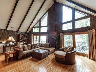Asheville Long Range Mountain/River Views HOT TUB - Asheville vacation rentals