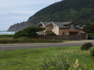 BEACH FRONT!! Fabulous VIEWS OF THE OCEAN!! * NEW INTERIOR REMODEL COMPLETE! - Nehalem vacation rentals