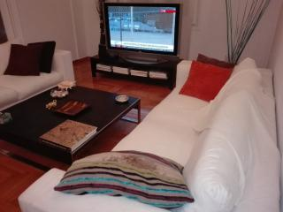 Luxury flat in Kolonaki Hilton - Athens vacation rentals