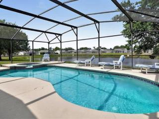 Water view/Expanded pool/No rear neighbors - Clermont vacation rentals