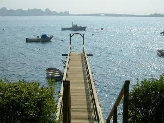 Oceanfront Deep Water Cottage with Private Wharf - Harpswell vacation rentals
