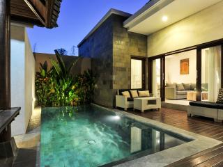 LEGIAN -3bedrooms pool villa satu satu - Legian vacation rentals