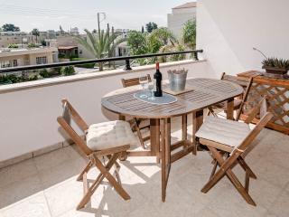 Beautiful holiday apartment with pool in the village of Kissonerga - Paphos vacation rentals
