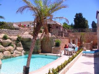 Santa Maria Villa Apartment (D), 1 Bedroom, Private Terrace, Shared Pool, WiFi - Mellieha vacation rentals