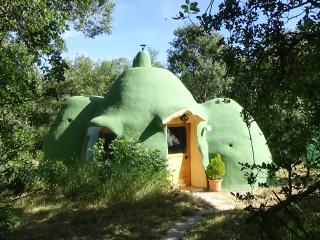 La Igloo in the wood with pool. - Zafarraya vacation rentals