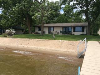 3 Bedroom, 2 bathroom home, sleeps 10 - Ottertail vacation rentals