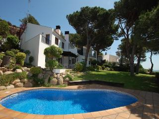 Villa El Olivo - green garden, private pool, wifi. - Blanes vacation rentals