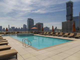 New York 2 Bedroom Suite Facing Manhattan Skyline - Jersey City vacation rentals