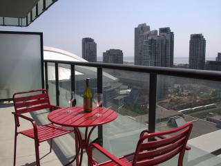 Lake view furnished 1 bedroom in downtown Toronto - Toronto vacation rentals