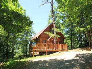 Romantic 1 bedroom Cabin in Pigeon Forge - Pigeon Forge vacation rentals