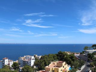 Apartment Illetes- Exclusive apartment Son Illetes located close to Palma with sea view - Bendinat vacation rentals