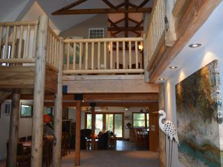 The Lazy Crane; A Luxury Cabin On the Kern River - Kernville vacation rentals
