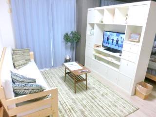 West Shinjuku.2 sgl bed+1 sofa bed - Shinjuku vacation rentals