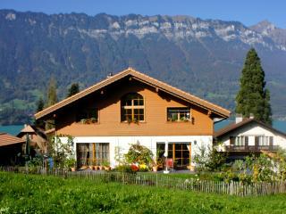 Chalet w/ Studio in Bönigen on Lake Brienz - Interlaken vacation rentals