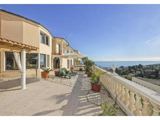 Lovely Villa with Internet Access and Balcony - Roquebrune-Cap-Martin vacation rentals