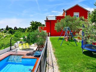 Luxury house with pool near Split - Klis vacation rentals