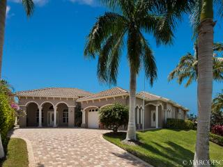 NEWELL TERRACE - Southern Courtyard Island Estate Home! - Marco Island vacation rentals