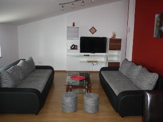 Bright and Spacious Top floor Flat Mira - Krk vacation rentals