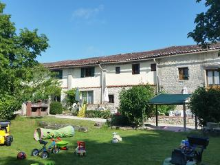'Papillon' at La Grange du Moulin - Saint Pierre de Juillers vacation rentals