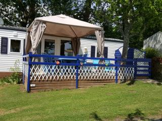Camping 5* Mobile home 3 chambres, Bretagne sud - Clohars-Carnoet vacation rentals