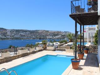 Joker villa with private pool and sea view - Gundogan vacation rentals