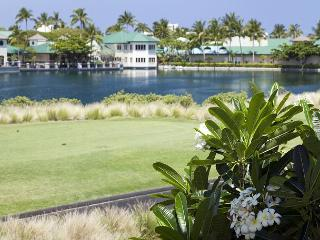 BEAUTIFUL 2 BEDROOM, 2 BATH LAKE VIEW-7TH NIGHT COMP SPECIAL 11/1 TO 12/14 - Waikoloa vacation rentals