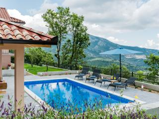Villa with pool, peaceful oaza united with nature - Klis vacation rentals