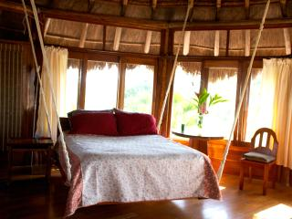 Bali Style Penthouse Jacuzzi - town - Bacalar vacation rentals