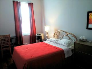 Minutes to NYC -Washer/Driver and Private BackYard - Jersey City vacation rentals
