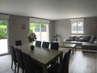 Maison Merlimont + JARDIN + GARAGE - 6 à 8 personn - Merlimont-Plage vacation rentals
