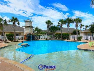 Best Pool on the Island! 2 bedroom Townhouse w/garage and free Wifi! - Corpus Christi vacation rentals