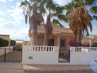 Detached House with see  view in El Alamillo - Puerto de Mazarron vacation rentals
