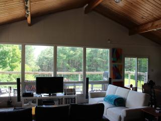 Chalet-style Cabin w/Hot Tub - ReLive Retreat - Priceville vacation rentals