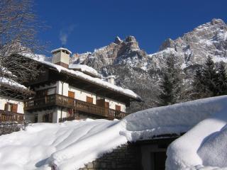 Un gioiello ad un passo da Cortina d'Ampezzo.- A Jewel close to Cortina d'Ampezo - San Vito Di Cadore vacation rentals