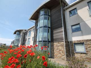 FISTRAL BEACH VIEWS 2 BED APARTMENT SLEEPS 4 - Newquay vacation rentals