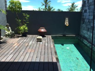 Bale buwit. 2BR unique house with private pooll - Buwit vacation rentals