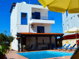 Villa private pool sea mountain view near beach - Tavronitis vacation rentals