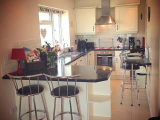 Saundersfoot ground floor apartment with parking - Saundersfoot vacation rentals