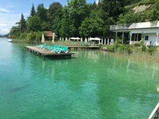 """exklusive Ferienwohnung """"ZuHaus' am Wörthersee"""" - Portschach am Worther See vacation rentals"""